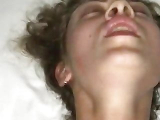 Nice private fuck with cum shot on beautyfu russian Girl