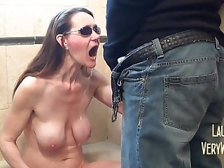 Pissing Fun with Laura 01