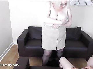 Tit and cock play