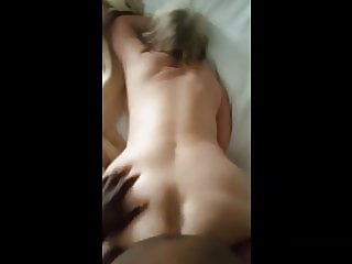 Mature PAWG co-worker wants the dick again