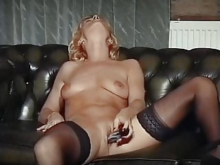 HOT & HORNY - British dance strip and dildo play