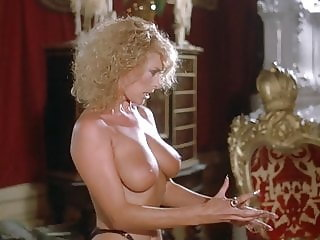Sybil Danning Natural Boobs In Howling II ScandalPlanet.Com
