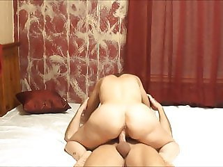 Hot Wife gets a big dick Cream Pie!