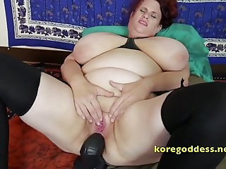 Busty Bitch enjoys her extreme anal penetration