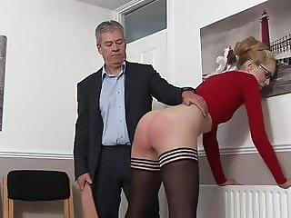 England office spanking!
