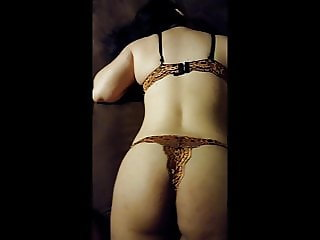 Pakistani MILF Wife In Lingerie Caressed & Fucked By Husband
