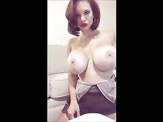 The Best of Brittany Elizabeth (big tit queen compilation)
