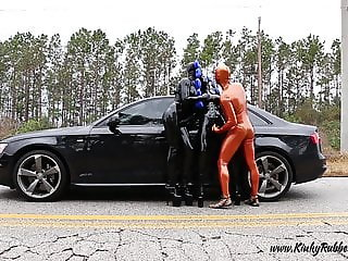 Hitchhiking Rubberdolls