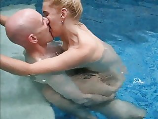 inside pool with 7 orgasm