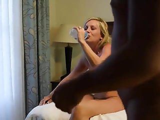 Hubby Films Wife Getting MFM