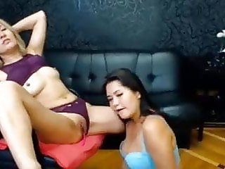 Asian Ladies Lick Pussy
