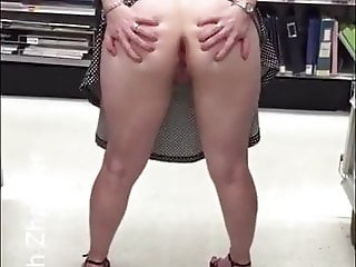 Flashing Arse in Public 5