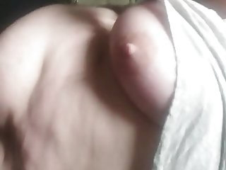 Wifes gorgeous tits and pussy