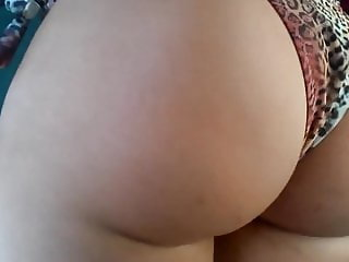 The best new natural ass of my bikini life