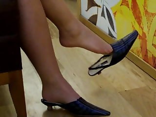 Shoeplay and dangling