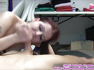 GERMAN MUM FUCK AFTER DIVORCE WITH ME - homemade