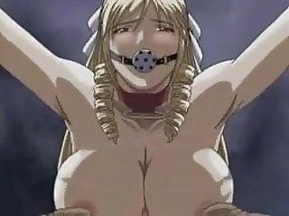 Sexy Blonde Mom Tortured By Big Cocks