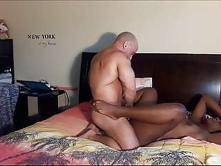 Ebony Step Daughter Wants My Baby