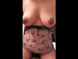 Sexy Indian Wife Riding Cock