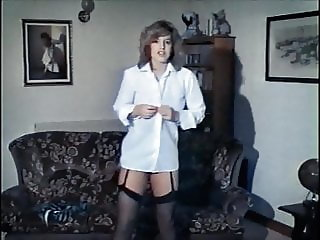 You Shook Me All Night Long - stockings striptease