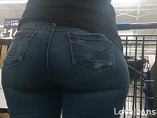 Amazing Round Culazo in Jeans