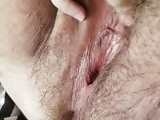 Playing With My Wet Pussy for Master