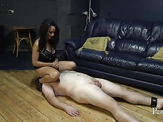 Treats For Good Puppy - Little Cushion For Domina