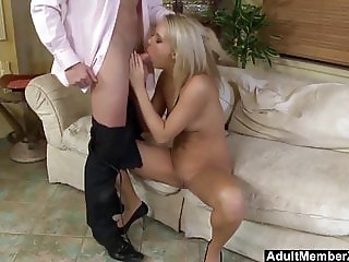 Cheating Slut Caught And Husband Joins In
