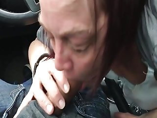 Hookers Sucking Cocks in Car (COMP)