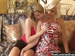 Lesbian Babes Just Want to Have Fun