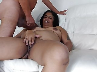 Silver Stallion and Miss Cum Alot