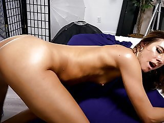 RawAttack - Teen Tara Ashley is punished by a monster cock