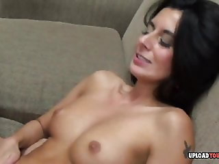 Innocent massage ends in some hot hard fucking