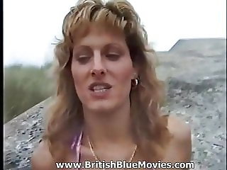 Kerry Matthews pissing in the 1990s