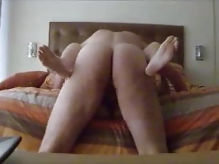 Cheating wife at hotel