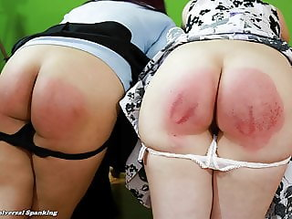 Paddle the Both of Them! (Spanking)