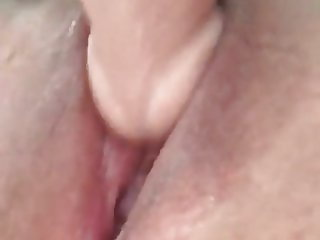 Baby's Pussy Spasm
