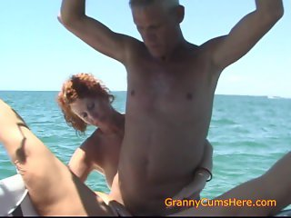Real Taboo filthy Boat Ride