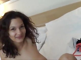 Very hot girl fucked twice with cumshots