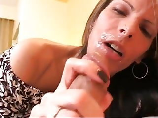 Aunt Likes to Lick Ass