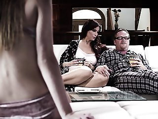 We are a happy family now! - Alex Blake and Syren De Mer