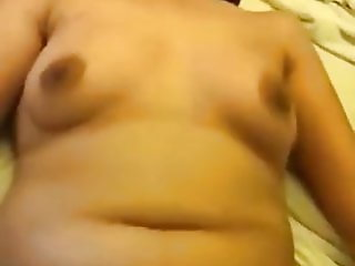 Slutty Bitch Mitchell Bouncing Boobs While Fucking