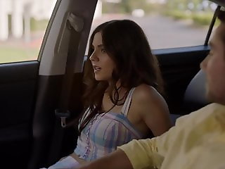 Victoria Justice Car Sex Tells him to pull out, cums inside