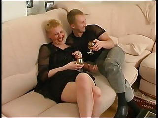 Russian mother with son - 99