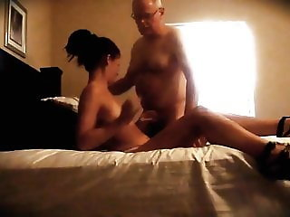 Very more of old man fucking girlfriend
