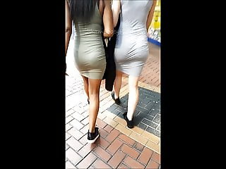 Which Cute Ghetto Booty With VPL Would You Choose?