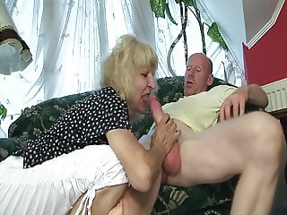 The lustful dreams of granny
