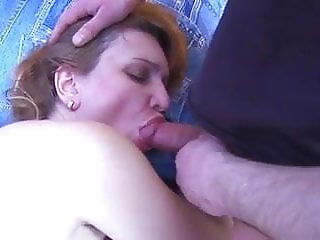 Russian mom and cum -47