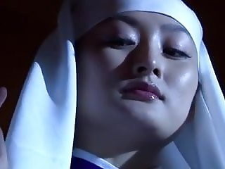 Sexy Asian nuns doing it