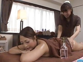 Superb massage session with - More at javHD.net